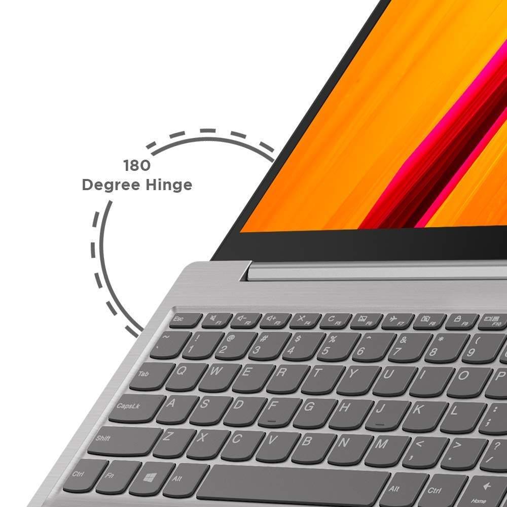 Lenovo Ideapad S145 10th Generation Intel Core I5 15.6 FHD Thin And Light Laptop (8GB/1 TB HDD + 256 GB SSD/Windows 10/Office 2019/Grey) 81W800HFIN [B08698X4YX]