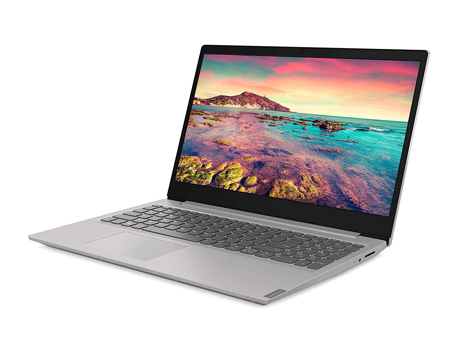 Lenovo Ideapad S145 7th Generation Intel Core I3 15.6 FHD Thin And Light Laptop (4GB/1 TB HDD + 256 GB SSD/Windows 10/Office 2019/Grey) 81VD008SIN [B086955PCC]