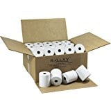 POS THERMAL RECEIPT PAPER ROLL 80mm 30 Meter (25) ROLL