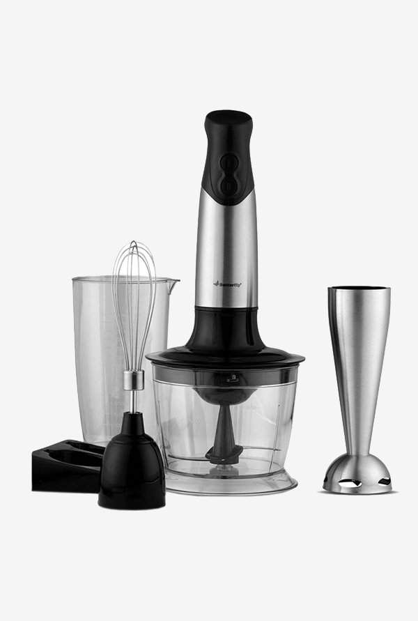 Butterfly HBP17 400 Watts Hand Blender (Silver/Black)