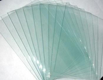 Radiant Building Sheet Glass