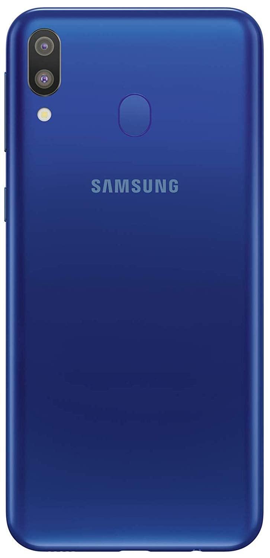 Samsung Galaxy M20 (3 GB RAM, 32 GB, Ocean Blue)