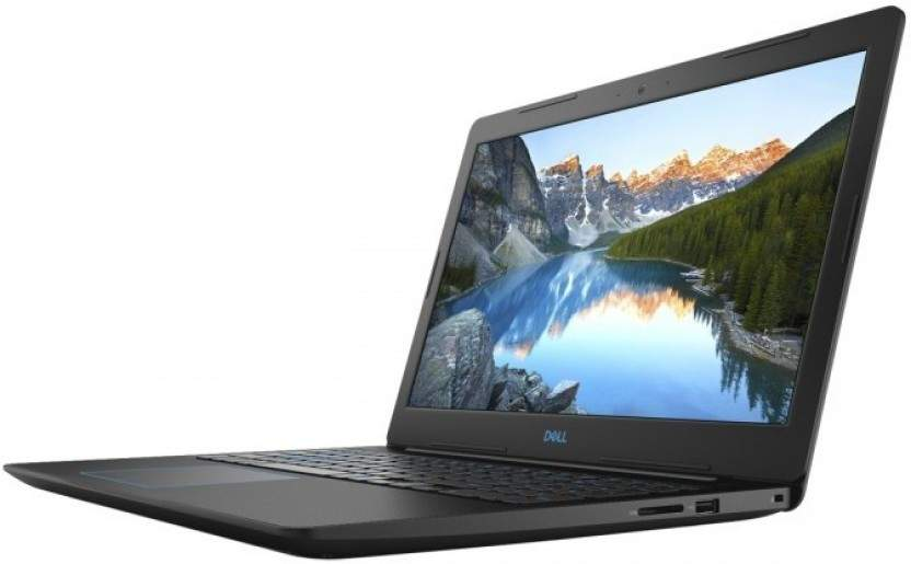 Dell G3-3579 G3 15 3000 Series BLK-B560112WIN9 Core I5 8th Gen - (8 GB + 16 GB Optane/1 TB HDD/Windows 10 Home/4 GB Graphics), With MS Office)