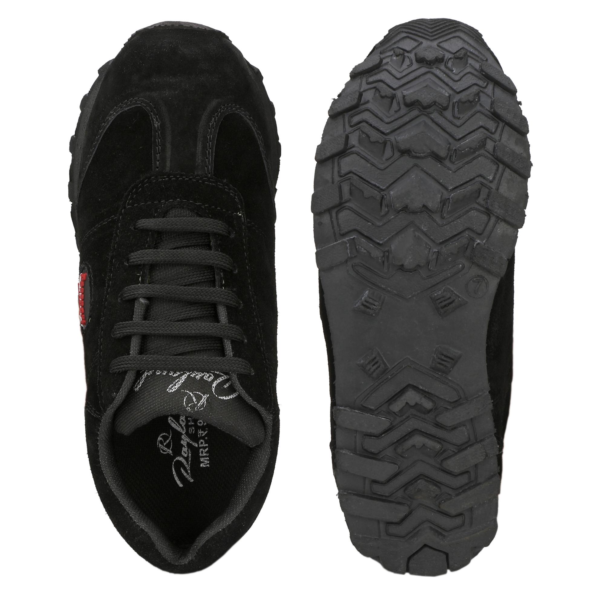 Good Minar New Loafer Shoes For Men's Gm1263 (BLACK, 6-10, 8 PAIR)