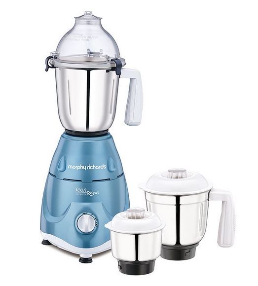 Morphy Richards Icon Royal 600 Watt Mixer Grinder [640092]