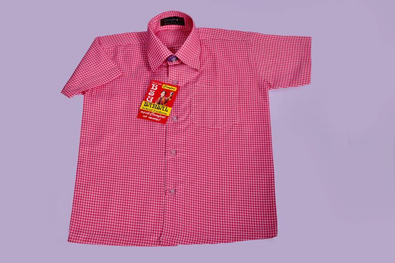 DAYANAND PUBLIC SCHOOL CHECK SHIRTS (26)