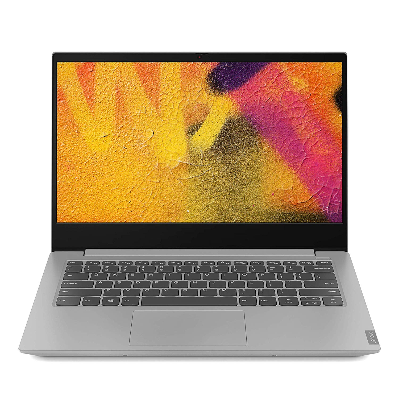 Lenovo IdeaPad S340 81VV008SIN 14-inch FHD IPS Thin And Light Laptop (10th Gen CORE I3-1005G1/4GB/1TB/Windows 10/Microsoft Office/Integrated Graphics)