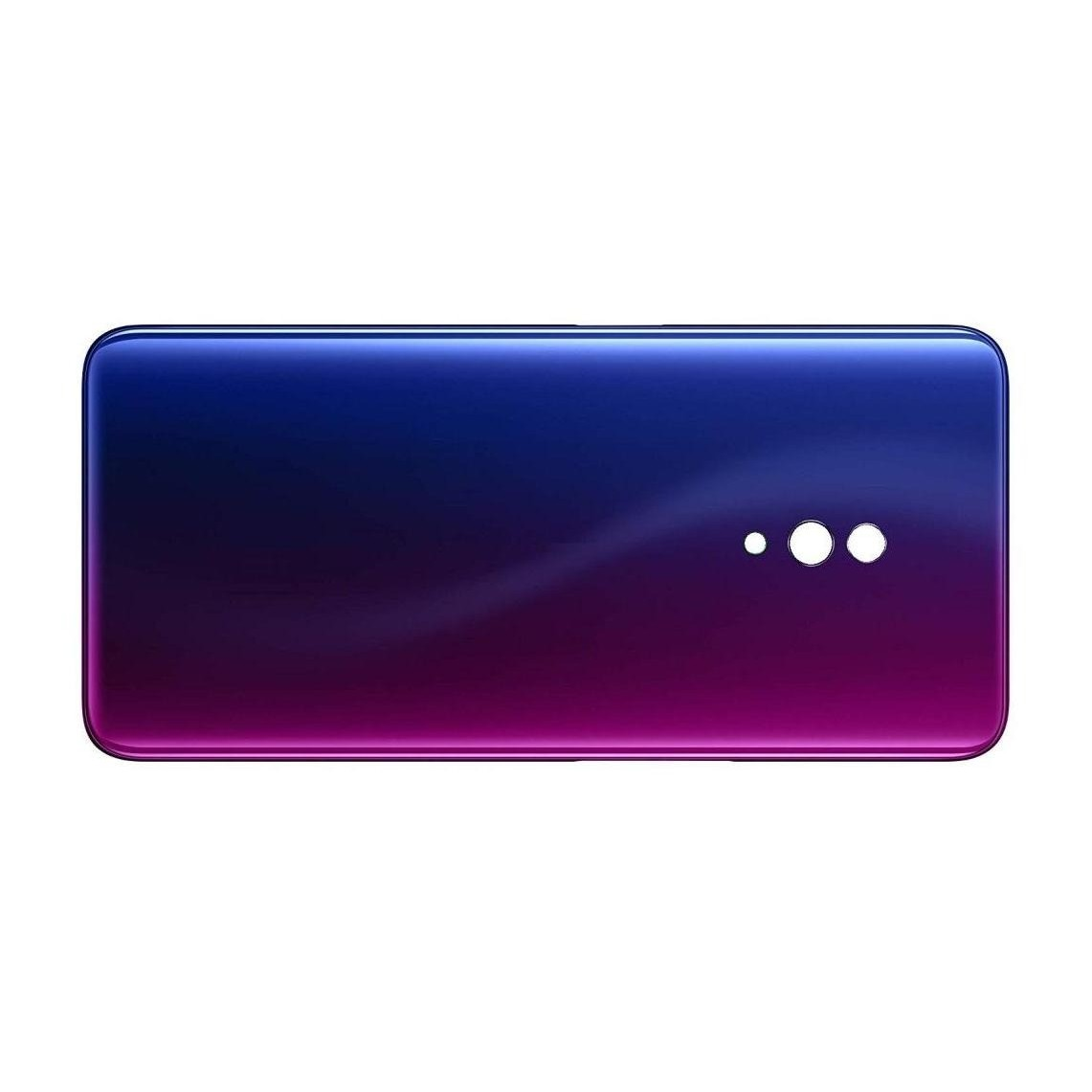 Oppo K3 Compatible Back Panel Replacement Cover - Purple