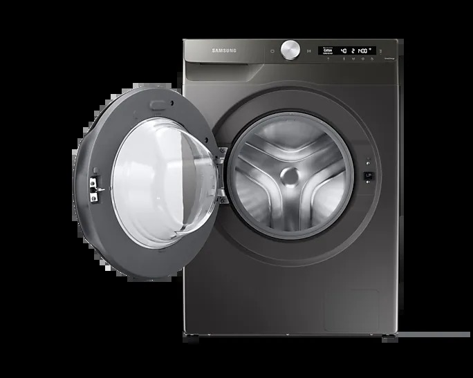 SAMSUNG WW80T504DAN Front Load With AI Control & SmartThings Connectivity 8.0Kg