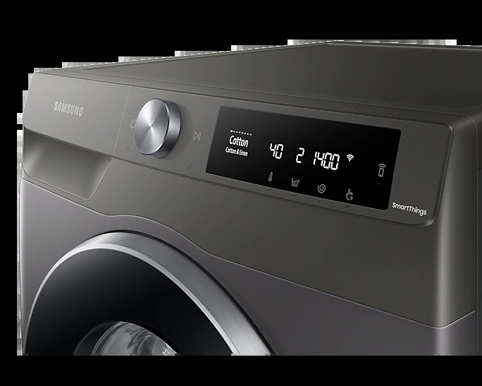 SAMSUNG WW90T604DLN Front Load With AI Control & SmartThings Connectivity 9.0Kg