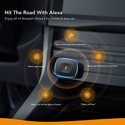 Roav By Anker VIVA PRO (World's First Alexa Enabled Car Charger)