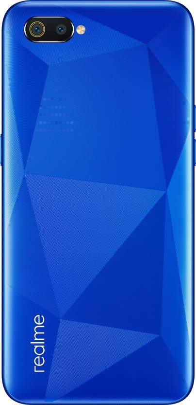 Realme C2 (RAM 3 GB, 32 GB, Diamond Blue)