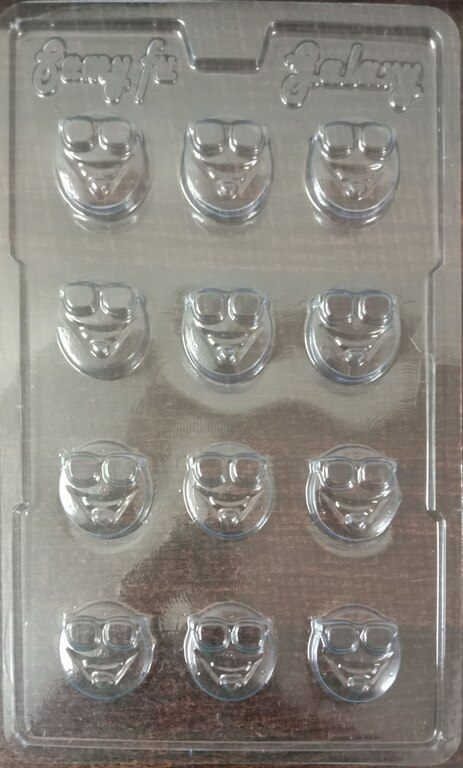 Marvino Plastic Chocolate Mould ( Set Of 7)