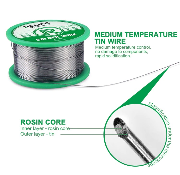 RELIFE RL-440 Active Solder Wire