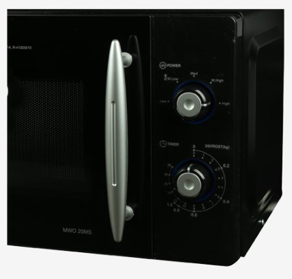 Morphy Richards 20MS 20L Solo Microwave Oven (Black)