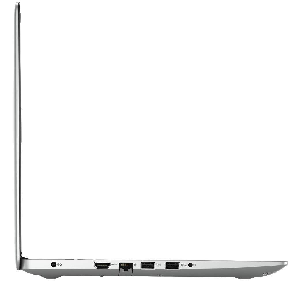 Dell New Inspiron 3595 15.6- Laptop (AMD A6-9225/4GB/1TB HDD/Windows 10 Home + MS Office /2.2Kg), Platinum Silver