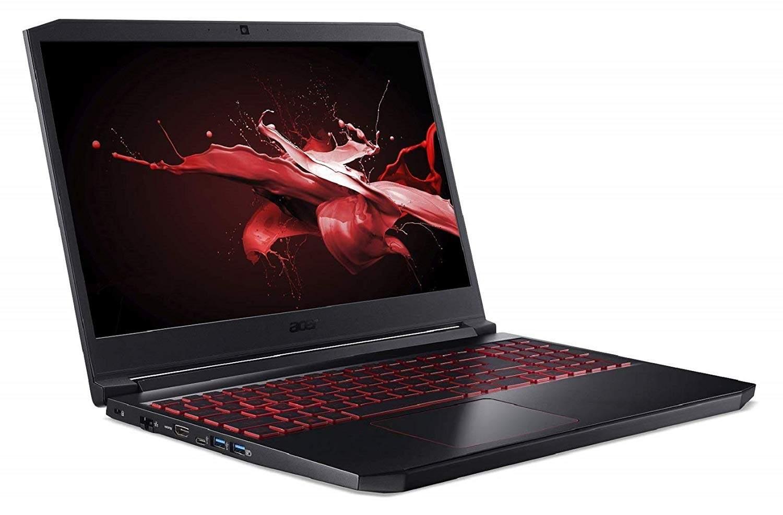 Acer Nitro 7 Intel Core I5-9300H Processor 15.6-Inch Thin And Light Gaming 1920 X 1080 Laptop (8Gb Ram/ 256Gb Ssd + 1Tb Hdd/ Win 10 / 4Gb Nvidia Geforce Gtx 1650/Obsidian Black/ 2.5 Kgs), An715-51
