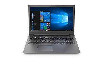 Lenovo Ideapad 130 81H700Bdin 15.6-Inch Laptop (7Th Gen Core I3-7020U, 4Gb, 1Tb Hdd, Dos, Integrated Graphics), Black
