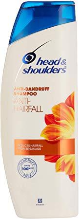 Head & Shoulders Anti Hair Fall Shampoo 340 Ml