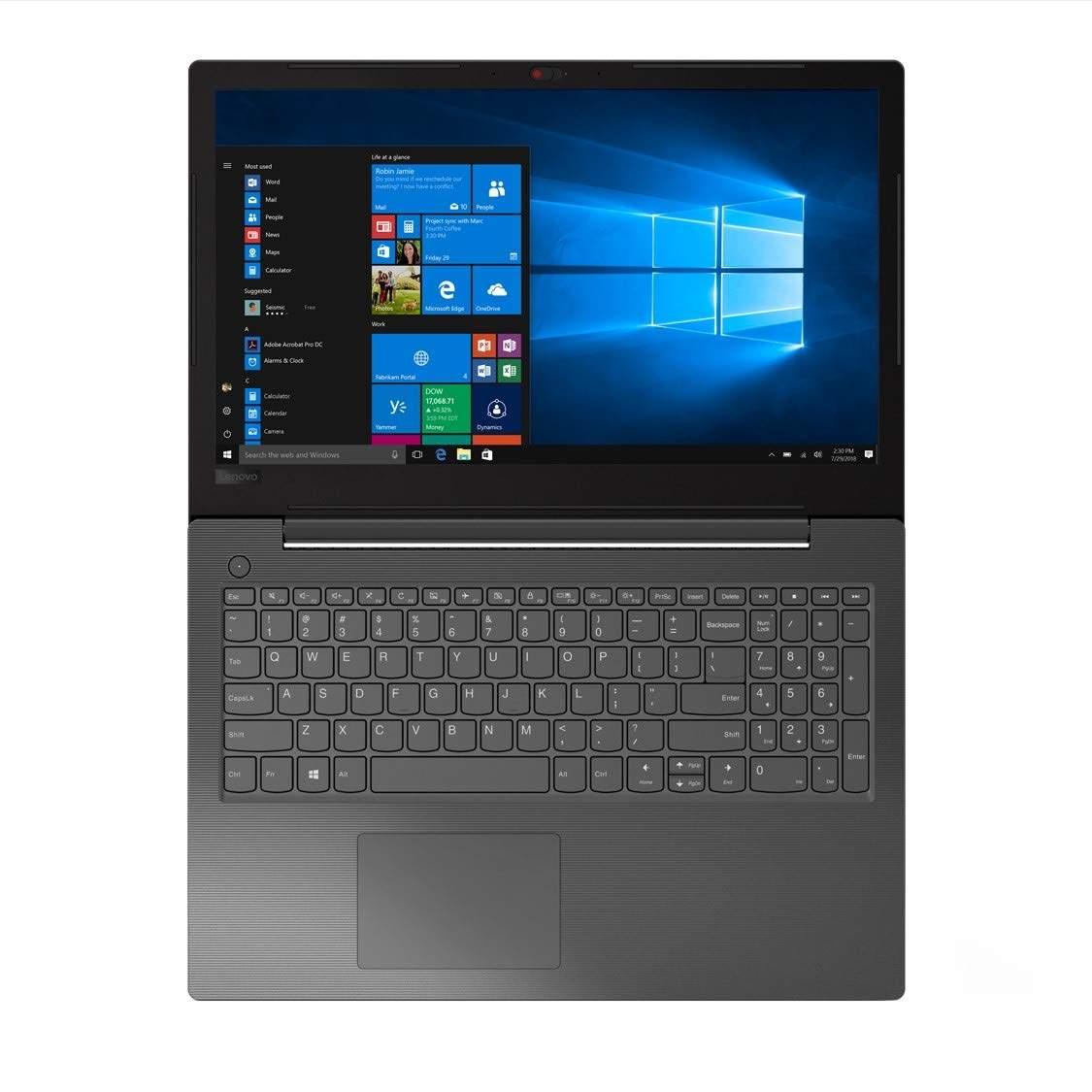 Lenovo V130 Intel Core I3 7Th Gen 15.6-Inch Hd Thin And Light Laptop (4Gb Ram, 1Tb Hdd, Windows 10 Home, 2Gb Amd Radeon 530 Graphics, With Dvd Drive, Grey, 1.80 Kg), 81Hna00Tih