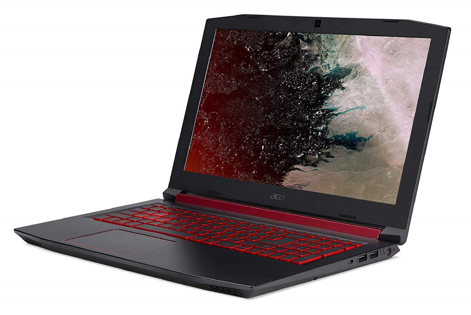 Acer Nitro 5 An515-52 15.6-Inch Laptop (8Th Gen Intel Core I5-8300H, 8Gb, 1Tb + 256Gb Ssd, Windows 10 Home 64-Bit, 4Gb Nvidia Geforce Gtx 1050 Graphics), Shale Black