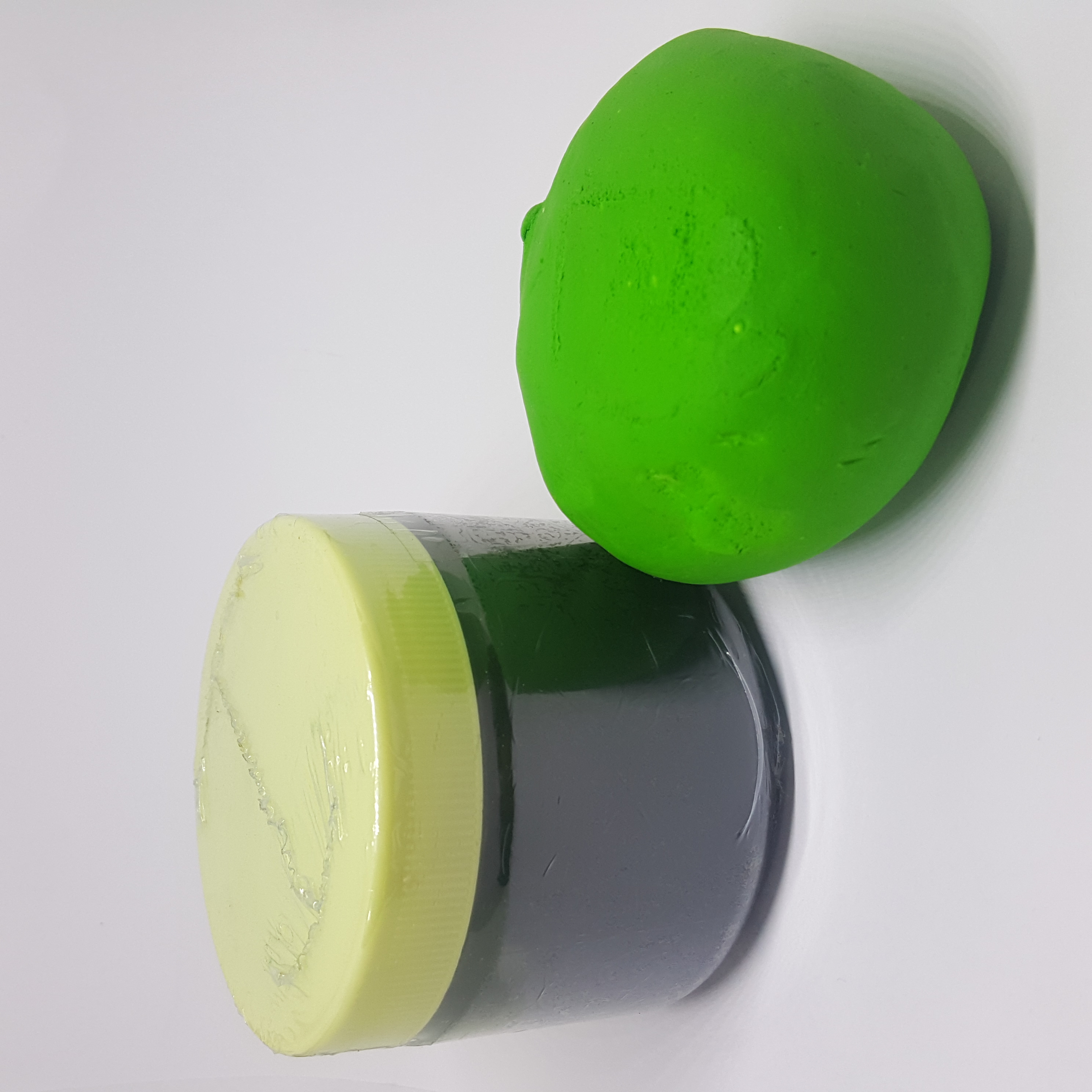 Paste Colour Green 250g