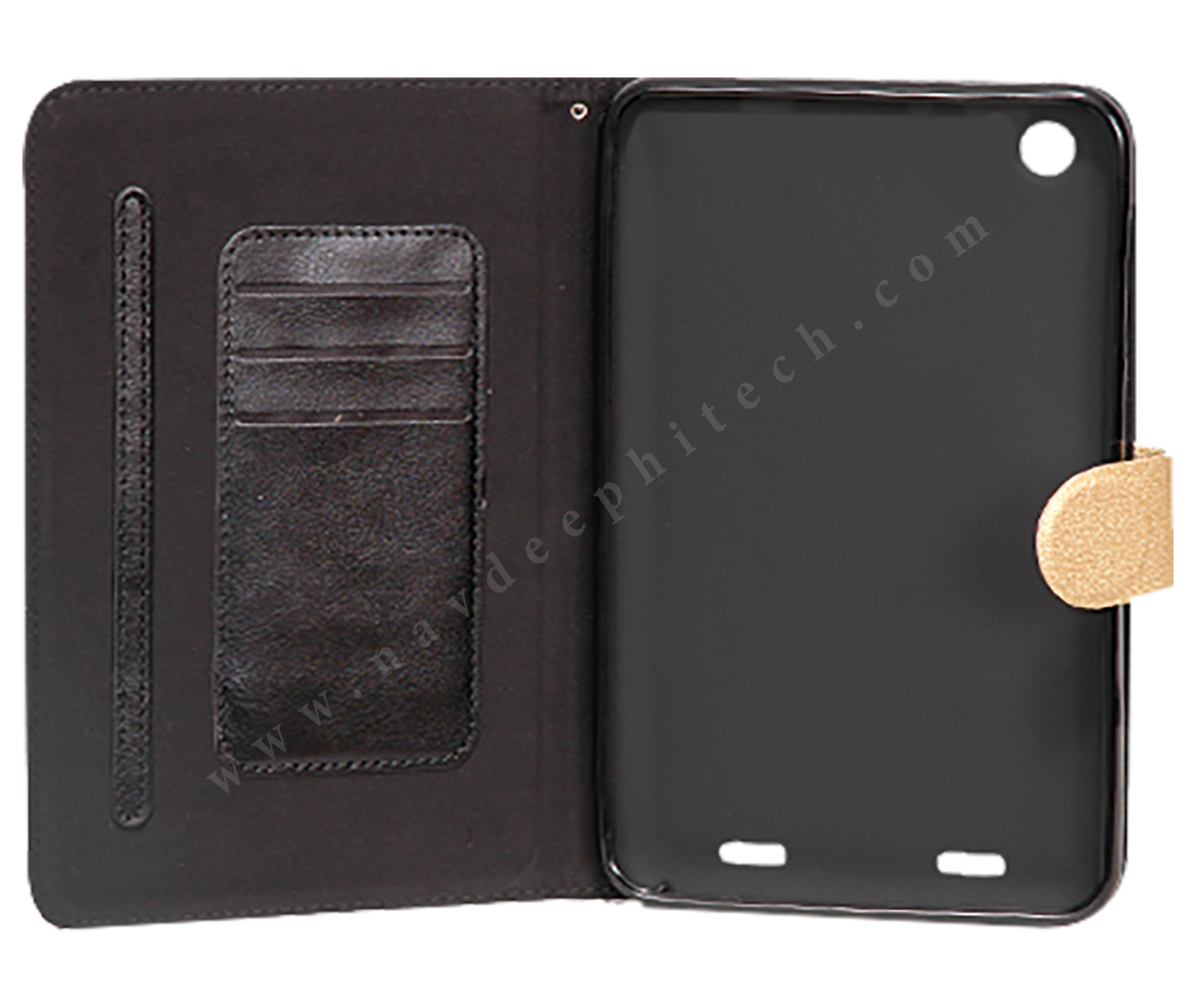 "FLIP COVER FOR LENOVO IDEA TAB (7.0"") / A3000 (BLACK)"