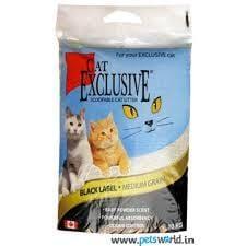 Cat Litter Exclusif