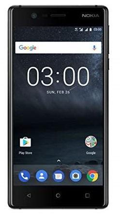 Nokia 3 (RAM 2 GB, 16 GB, Matte Black)