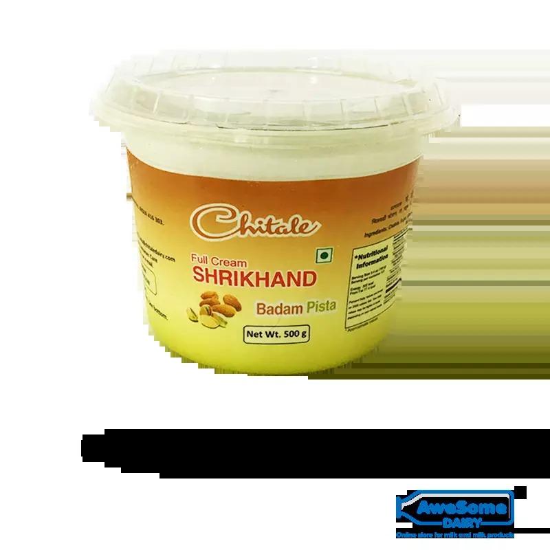 Chitale Full Cream Badam Pista Shrikhand