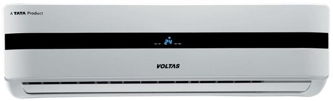 Voltas SAC 173IY Split AC Silver & Black (1.4 Ton, 3 Star)