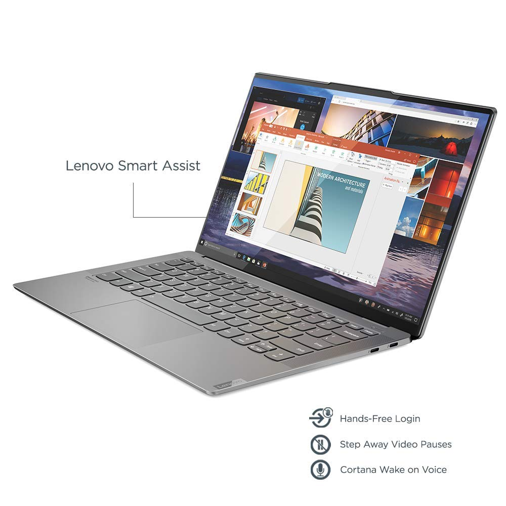 Lenovo Yoga S940 14-inch UHD Ultra Thin And Light Laptop (10th Gen CORE I7-1065G7/16GB/1TB SSD/Windows 10/Microsoft Office/Integrated Graph