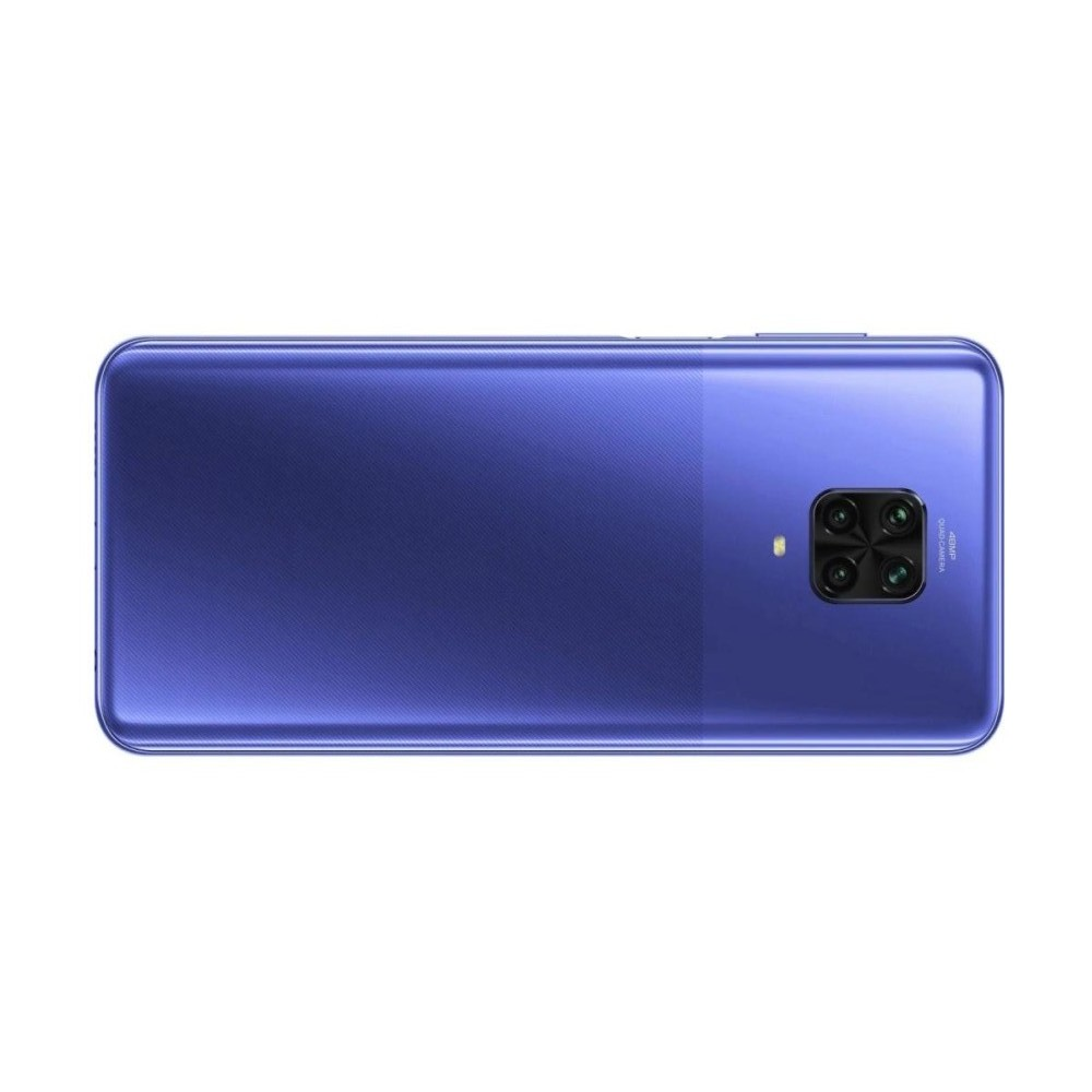 Poco M2 Pro Compatible Full Body Replacement Housing - Blue
