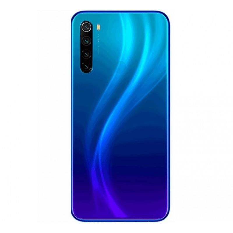 Xiaomi Redmi Note 8 Compatible Full Body Replacement Housing - Blue