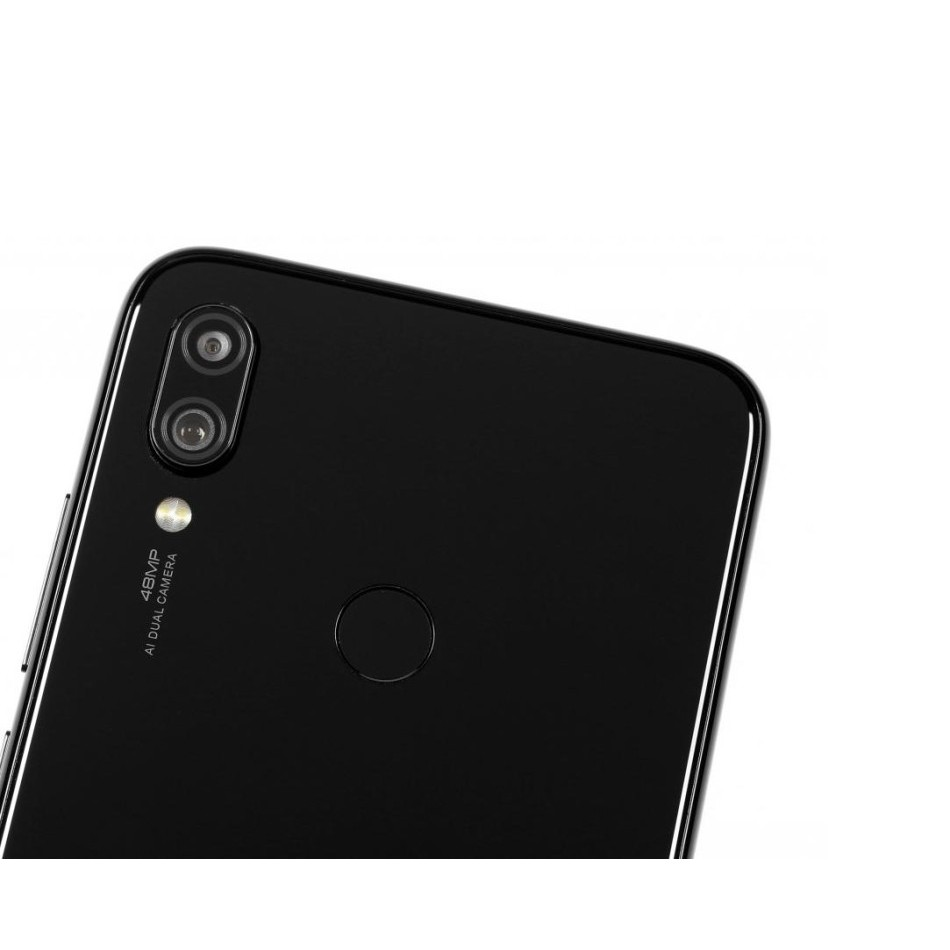 Xiaomi Redmi Note 7 Compatible Full Body Replacement Housing - Black