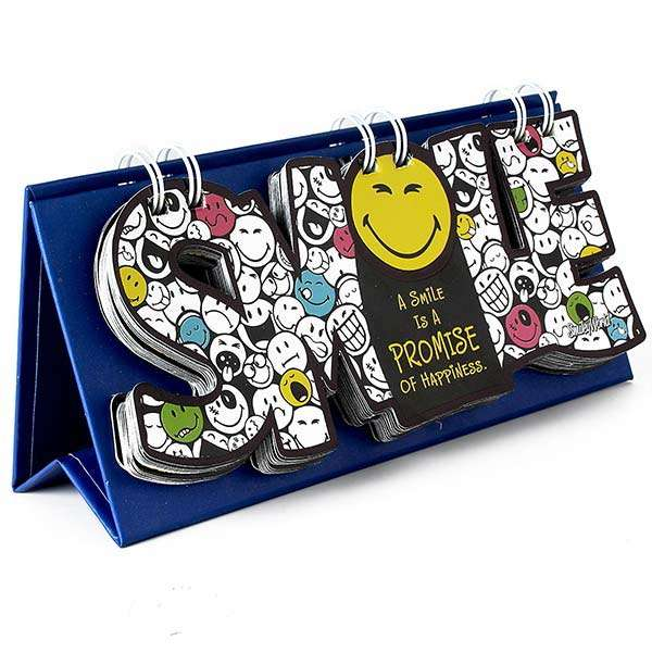 QUOTATION BOOK - WITH WIRO SMILEY WORLD