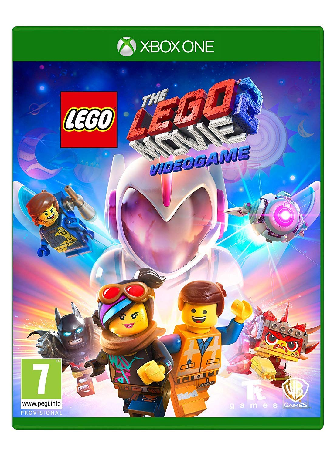 Lego Movie 2 The Video Game (Xbox One)