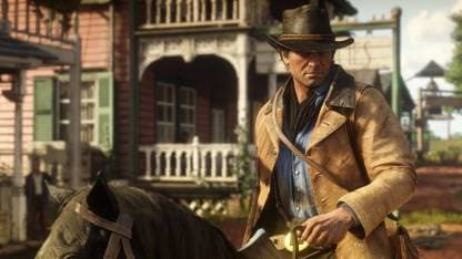Red Dead Redemption 2  (for Xbox One)