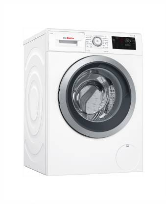 Bosch 8 Kg Inverter Fully Automatic Front Load White  WAT28660IN