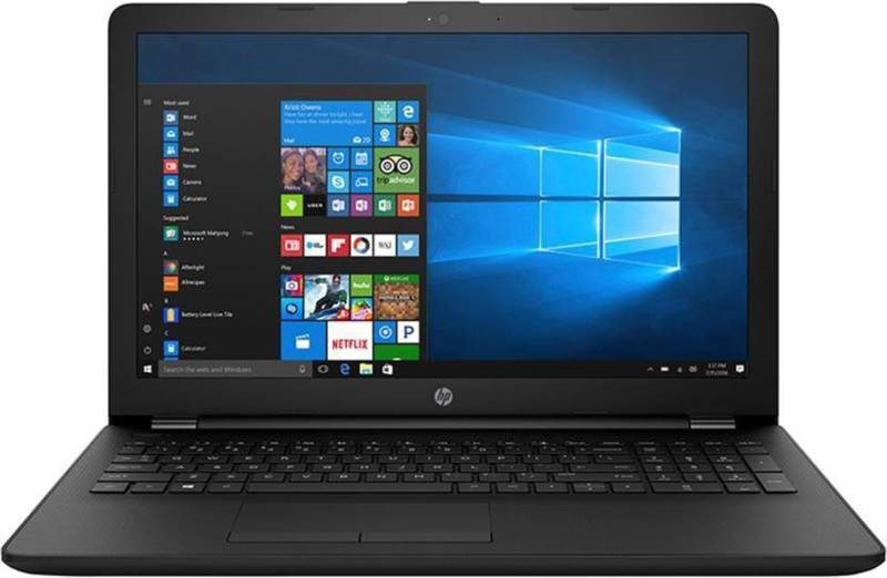 HP 15 APU Dual Core E2 - (4 GB/1 TB HDD/Windows 10 Home) 15-bw548AU Laptop(15.6 Inch, Jet Black, 1.86 Kg)