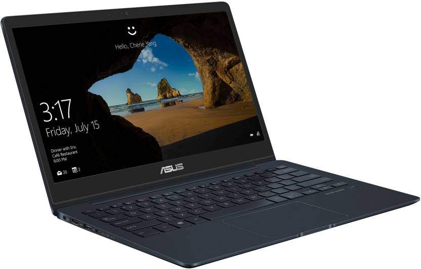 Asus ZenBook 13 Core I5 8th Gen - (8 GB/256 GB SSD/Windows 10 Home) UX331UAL-EG002T Thin And Light Laptop(13.3 Inch, Deep Dive Blue, 0.98 Kg)