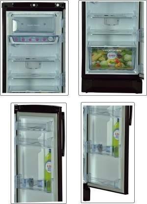 Godrej 190 L Direct Cool Single Door 3 Star Refrigerator With Base Drawer