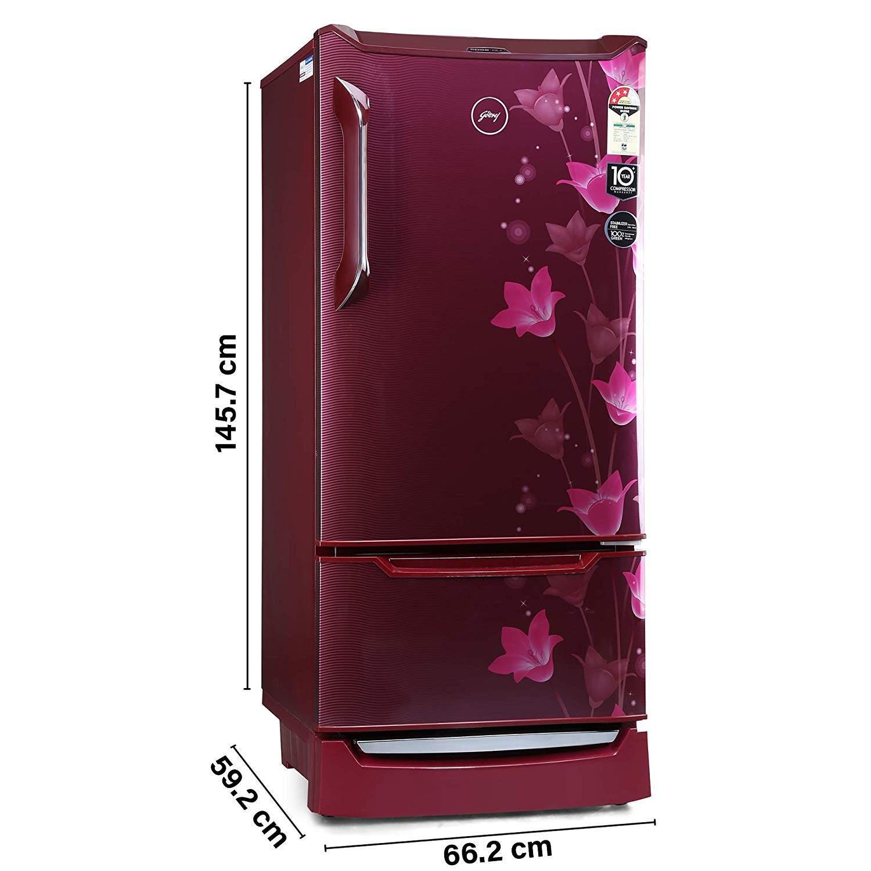 Godrej 225 L 3 Star Direct-Cool Single Door Refrigerator