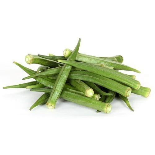 Fresh Lady Finger / Okra / Bhendi (500 GM)