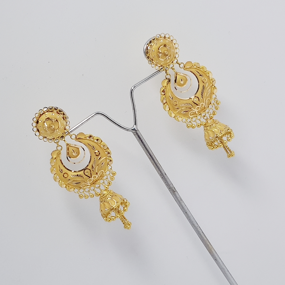 ELASA BRIJBALI EARRING IN 916/22K