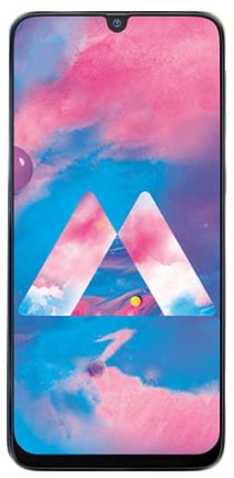 Samsung Galaxy M30 (RAM 4 GB, 64 GB, Gradation Blue)