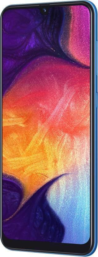 Samsung Galaxy A50 (RAM 4 GB, 64 GB, Blue)