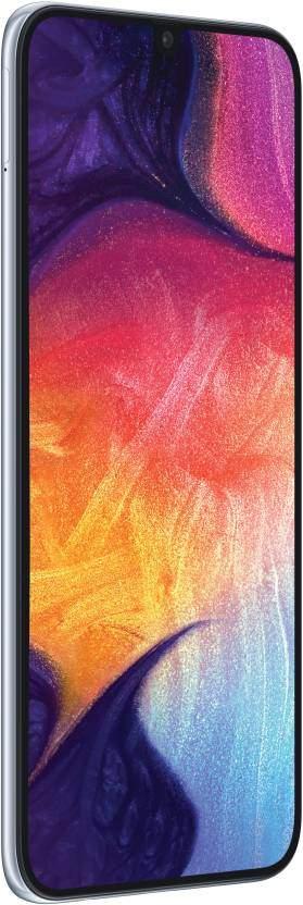 Samsung Galaxy A50 (RAM 4 GB, 64 GB, White)