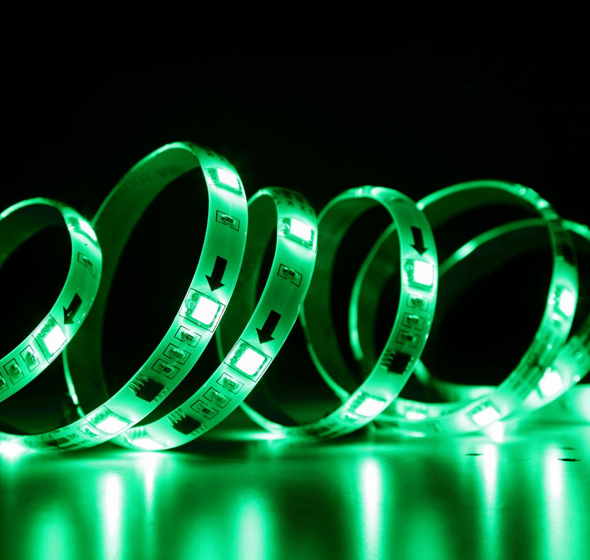 Havells 2.5 W Red/Green/Blue Flexion LED USB TV Strip Light