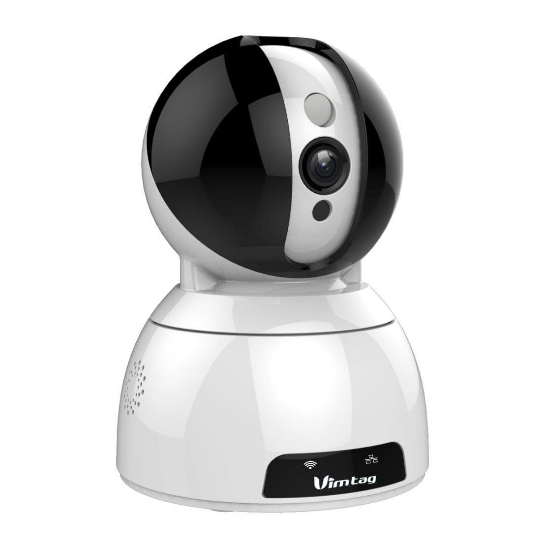 Vimtag CP3 3.0 MP 360 WiFi Home Security Camera